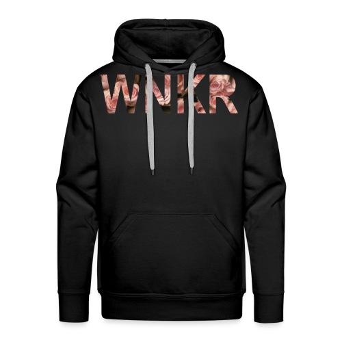 flowersWNKR - Mannen Premium hoodie