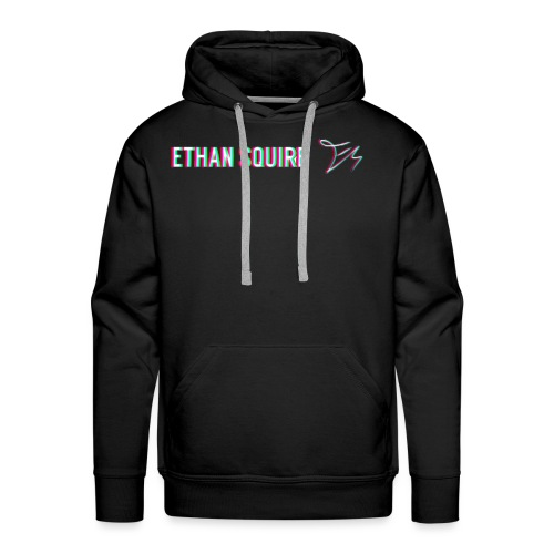 Ethan Squire name with logo - Men's Premium Hoodie