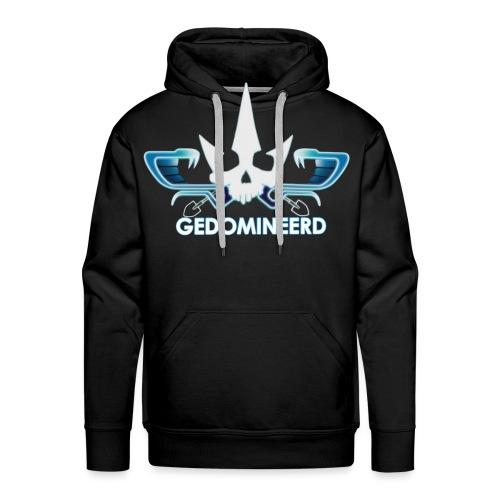 Gedomineerd - Mannen Premium hoodie