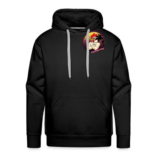 TEAM TSB - Sweat-shirt à capuche Premium pour hommes