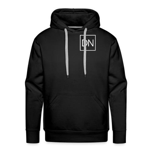 DN Logo - Männer Premium Hoodie