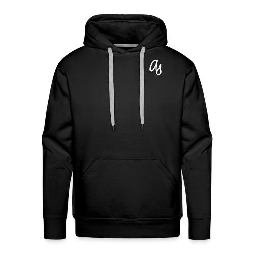 logo white png - Men's Premium Hoodie