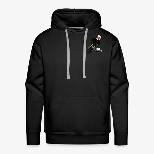 Jib's Rider - Sweat-shirt à capuche Premium pour hommes