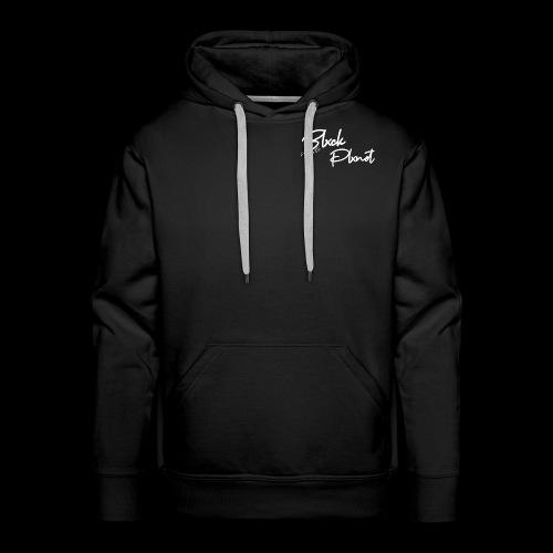 Blxck Plxnet - Sweat-shirt à capuche Premium pour hommes