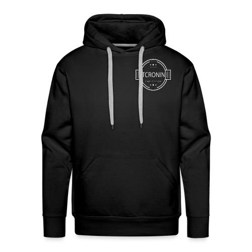 TCronin Logo - Men's Premium Hoodie