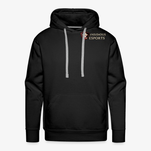 Insidious eSports Logo mit Schriftzug - Männer Premium Hoodie