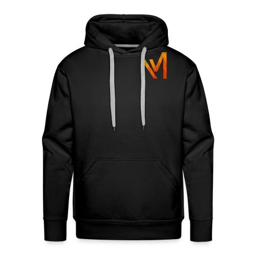 Nevermind basics - Sweat-shirt à capuche Premium pour hommes