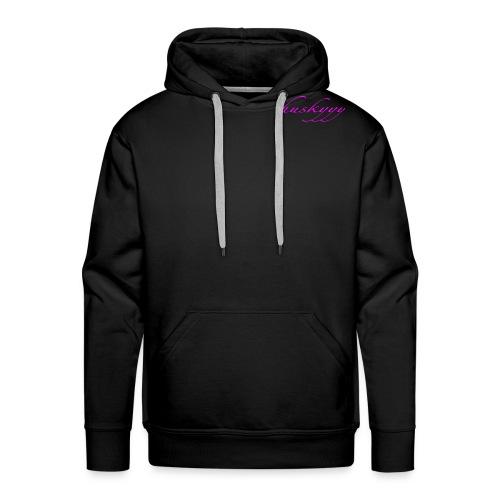 bright logo - Men's Premium Hoodie