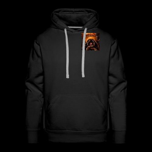 gracefallen two-sided - Men's Premium Hoodie
