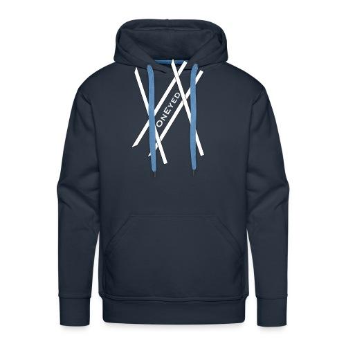 Architect OnEyed - Mannen Premium hoodie