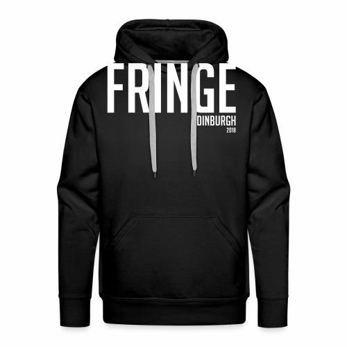 Fringe 2018 Black - Men's Premium Hoodie