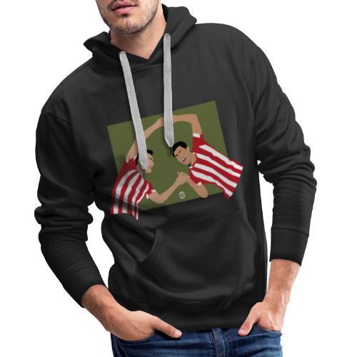 Mexican Bromance - Mannen Premium hoodie