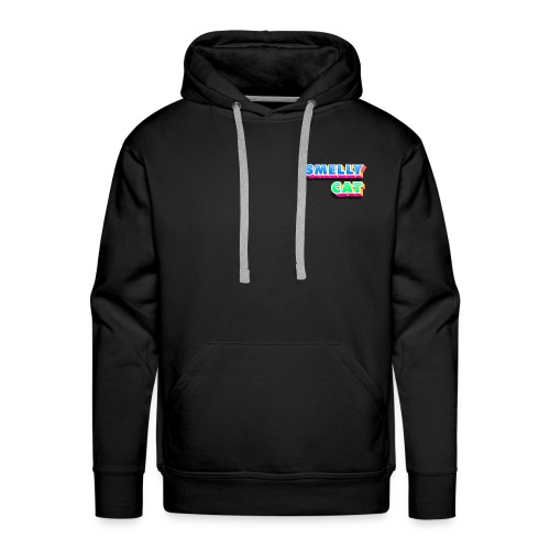 smellycat - Mannen Premium hoodie