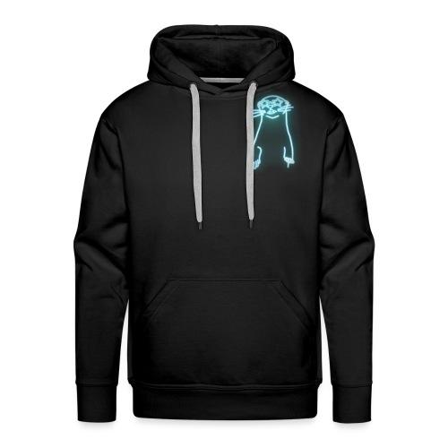 AimbOTTER - Blaulicht - Männer Premium Hoodie