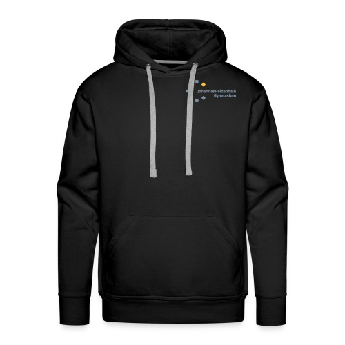 JHG Logoprint - Männer Premium Hoodie