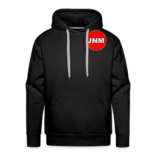 JustNotMe Logo - Mannen Premium hoodie