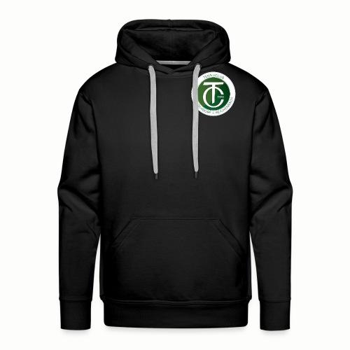 TCHR Logo Original - Männer Premium Hoodie