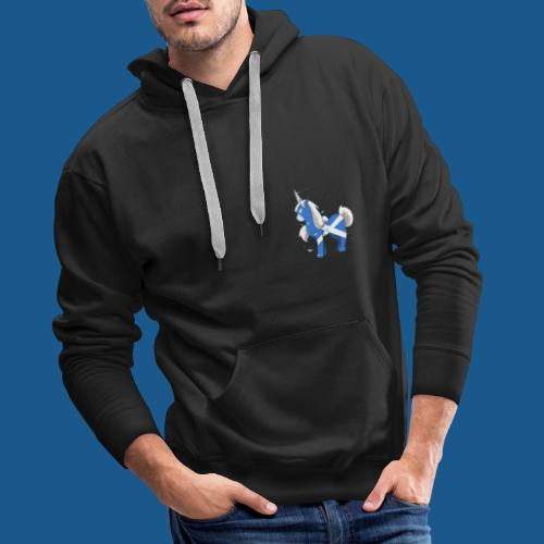 The Scotsman - Men's Premium Hoodie