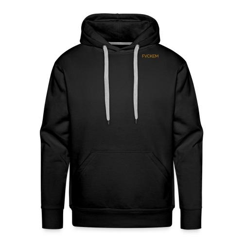 FVCKEM - Men's Premium Hoodie