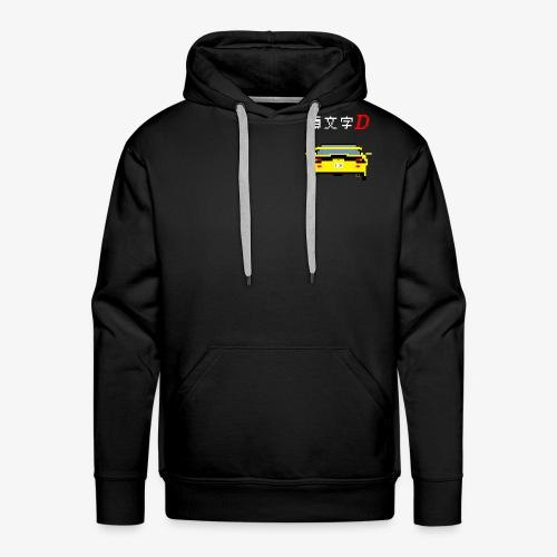 initial d - FD - Sweat-shirt à capuche Premium pour hommes