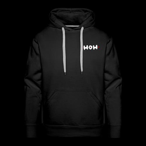 HOH Letters - Men's Premium Hoodie
