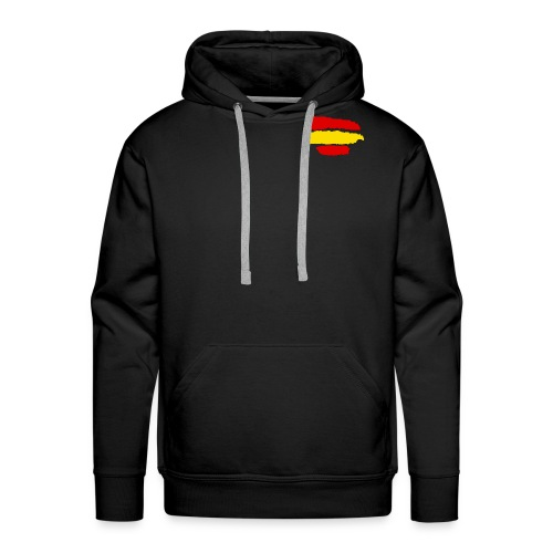 rayas de españa - Sudadera con capucha premium para hombre