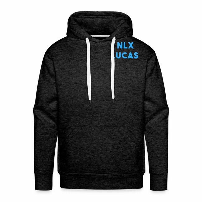 NLxLucas Dubbel-Blauw Design
