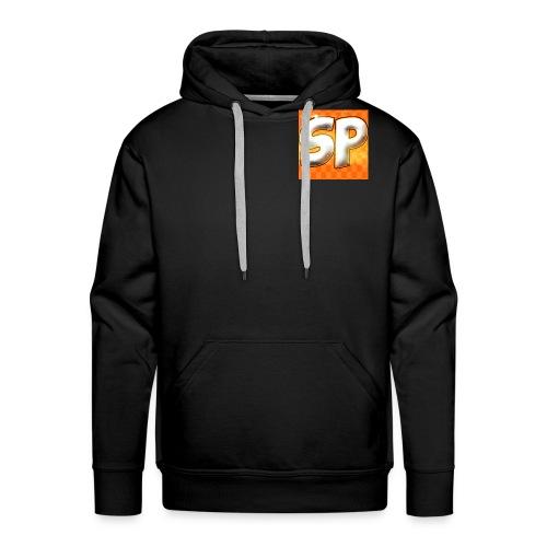 SP logo - Sweat-shirt à capuche Premium pour hommes
