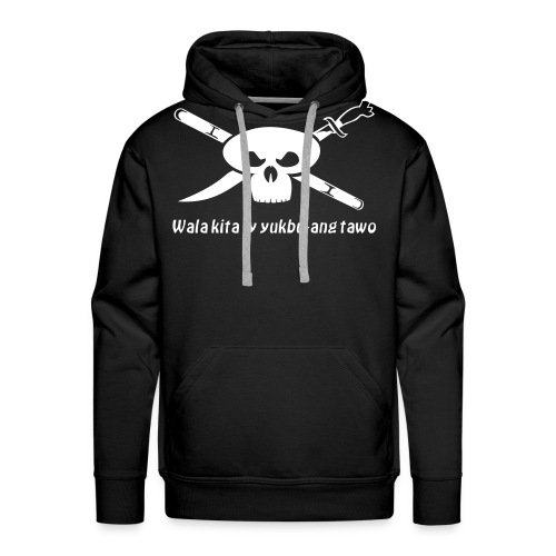 pirate - Männer Premium Hoodie