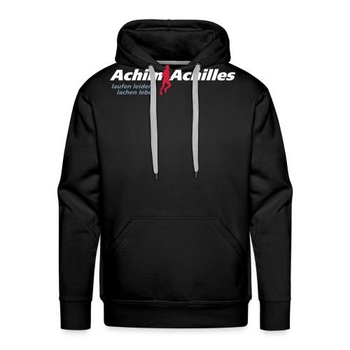 Achim Achilles - Läuferportal für Deutschland - Männer Premium Hoodie