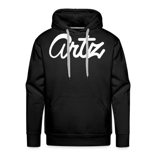 ARTZ shirt. - Herre Premium hættetrøje