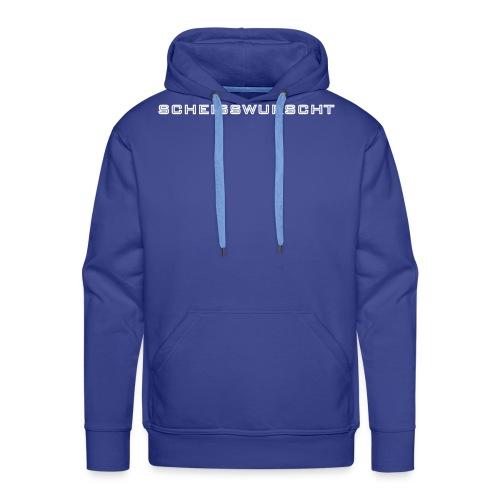scheisswurscht - Männer Premium Hoodie
