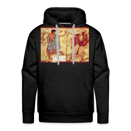 Nar Trusk dance - Mannen Premium hoodie