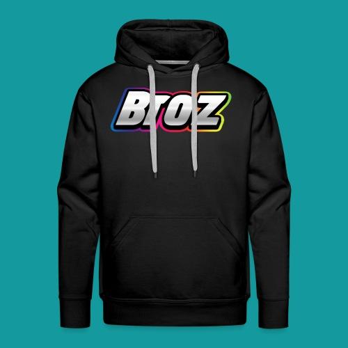 Broz - Mannen Premium hoodie