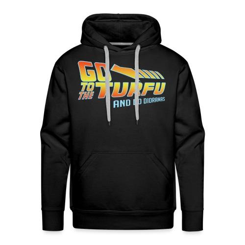 Go to the Turfu - Sweat-shirt à capuche Premium pour hommes