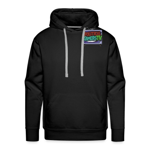 Politcial Gamers TV Shop - Men's Premium Hoodie