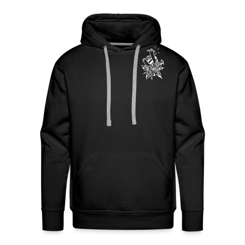 Sinner Tattoo - Sweat-shirt à capuche Premium pour hommes