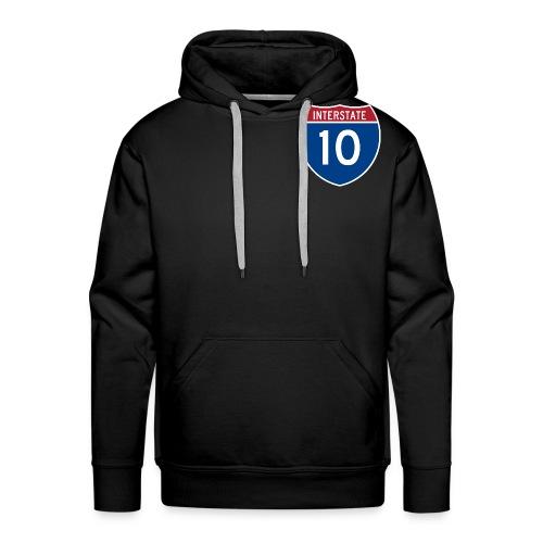 JOU MEN 10 - Sudadera con capucha premium para hombre