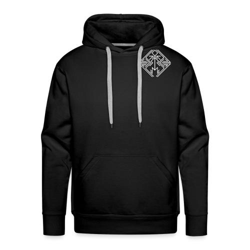 JDW-Designs Logo - Mannen Premium hoodie