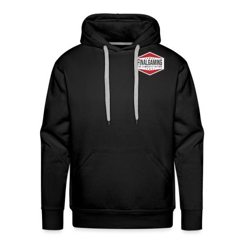 logo finalgaming png - Männer Premium Hoodie