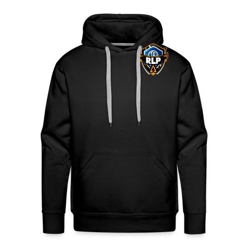 Rocket Liga Pro | Logo Style's - Sudadera con capucha premium para hombre