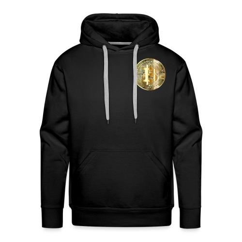 bitcoin for everyone - Männer Premium Hoodie