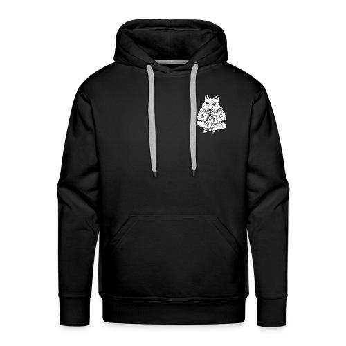 Wolfie McWolf - Men's Premium Hoodie