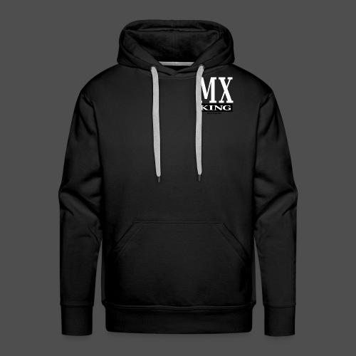 MX King - Bluza męska Premium z kapturem