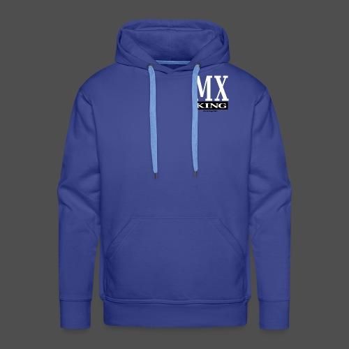 MX King - Männer Premium Hoodie