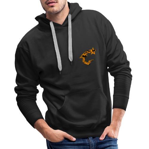 STAR GAME CREW GENERAION EMBLEME 4 - Sweat-shirt à capuche Premium pour hommes