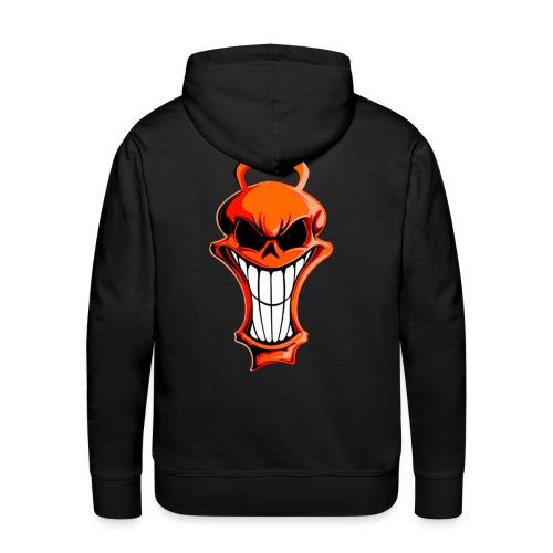 KB halloween - Sweat-shirt à capuche Premium pour hommes