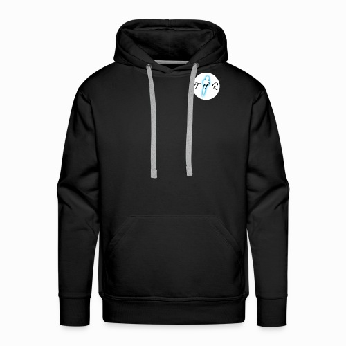 The Scots Review TSR Logo - Men's Premium Hoodie