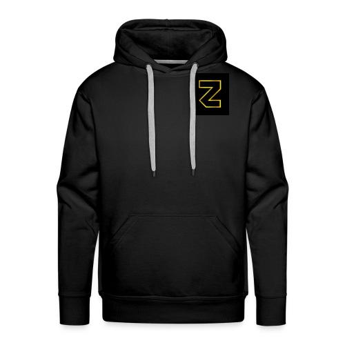 ZeuX Logo - Premiumluvtröja herr