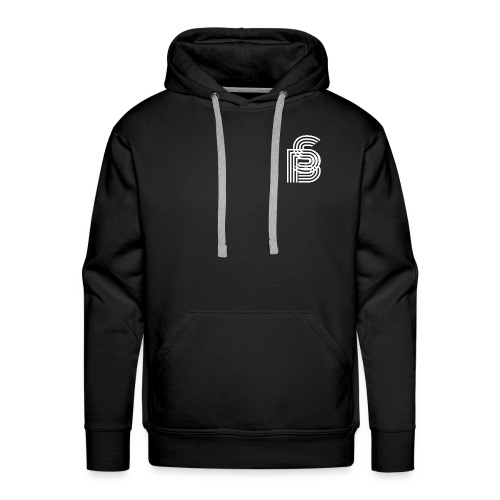 "Secret Blend (SB) ""kept simple"" - Männer Premium Hoodie"
